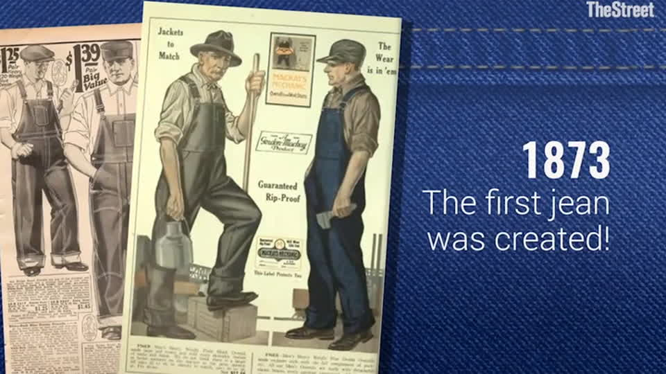 Behind the Label: How the Biggest Companies Began
