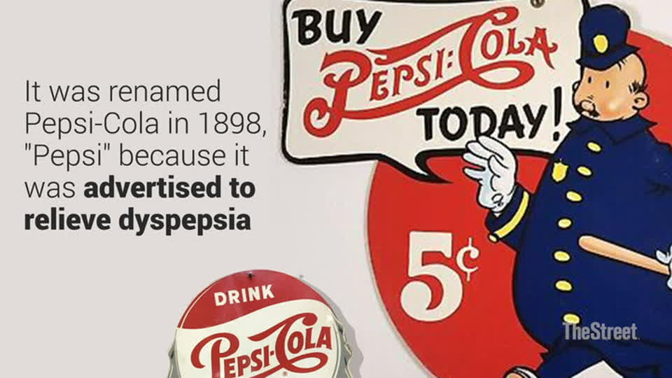 From 'Brad's Drink' to the Cola Wars: A History of PepsiCo