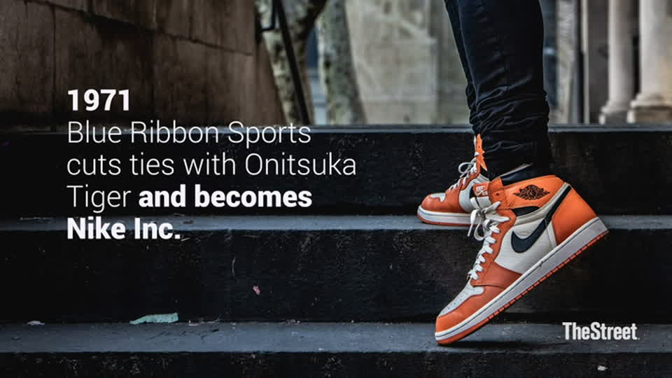 How Nike Became The World's Most Valuable Apparel Brand