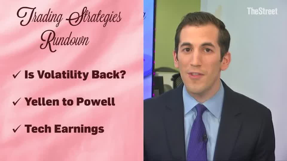 Trading Strategies: How to Fall in Love With Your Portfolio this February