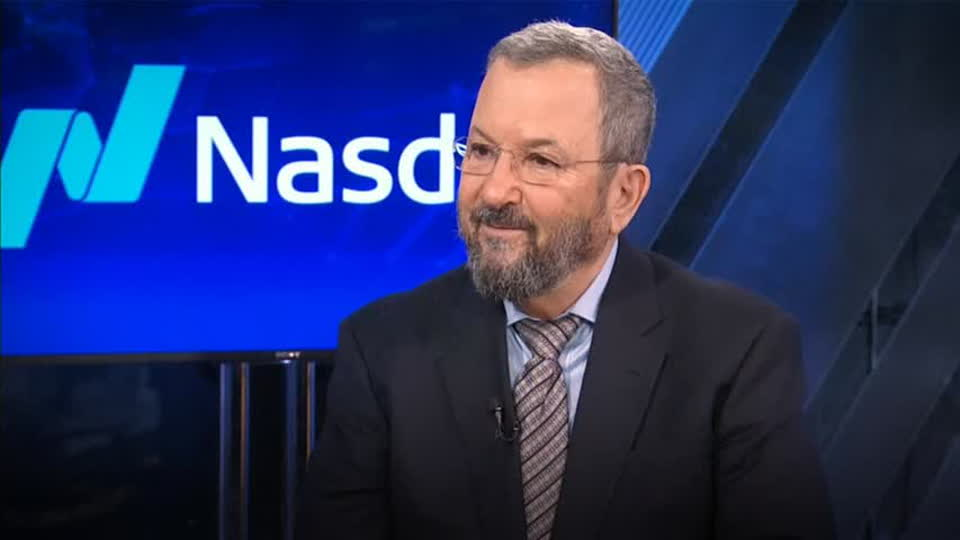 Video: Israel's Former Prime Minister on Iran Deal and Middle East Peace