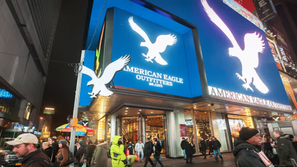 Jim Cramer: American Eagle's Aerie Is a 'Less Expensive Lululemon'