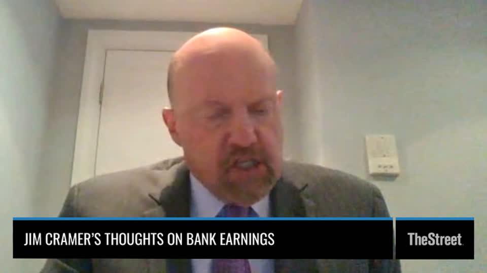 Bank Earnings: Jim Cramer's Scorecard