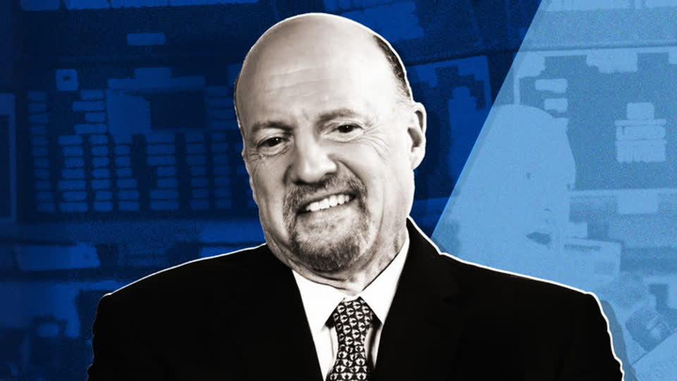 Cramer: What American Express Earnings Say About This Week's Market Action