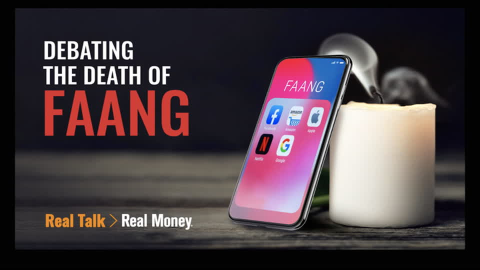 The Future of FAANG - Real Money Pros
