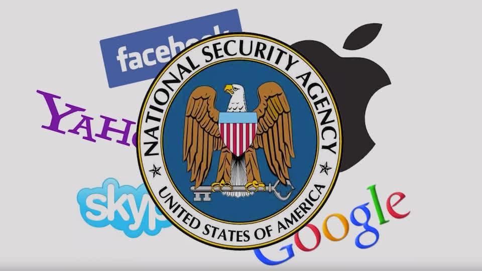 The Surveillance Industrial Complex