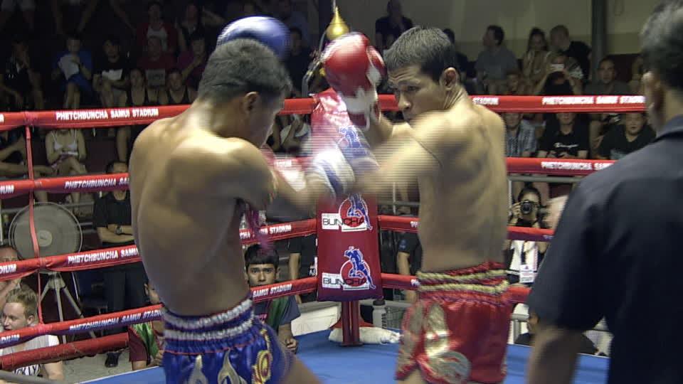 Kickboxing Talents 18