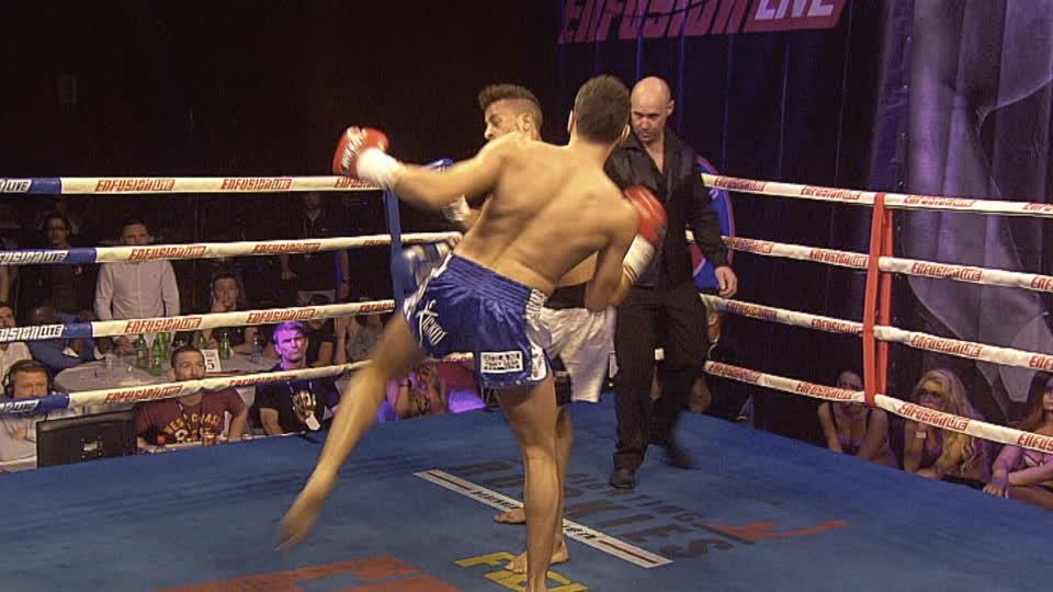Kickboxing Talents 22