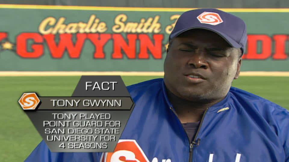 1 on 1 Tony Gwynn