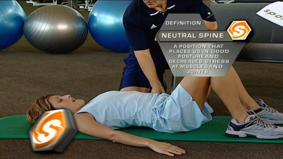 Back Pain Level 1