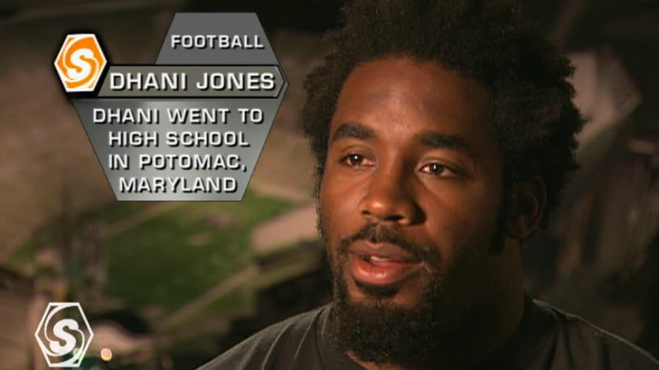 1 on 1 Dhani Jones
