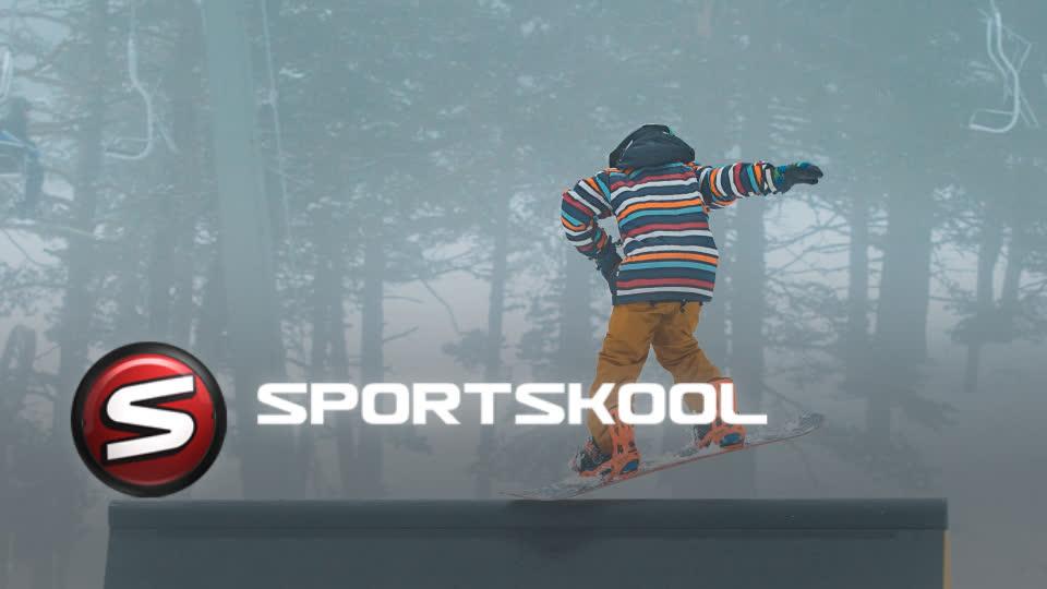 Sportskool TV
