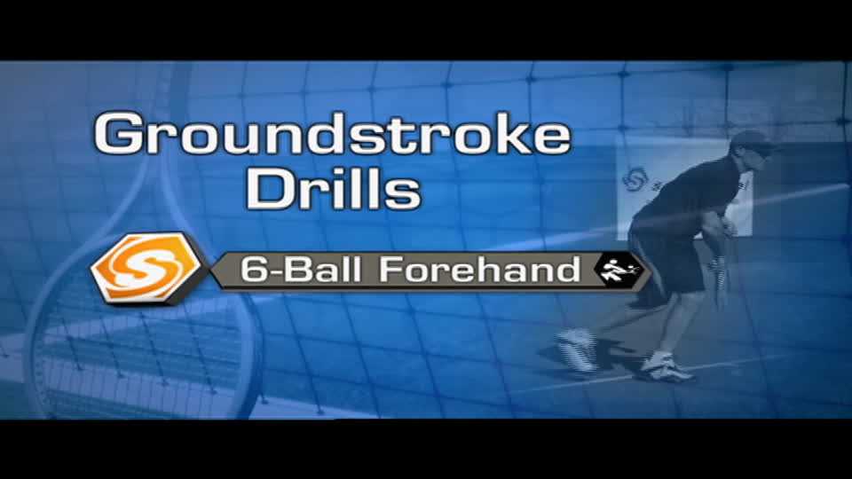 Groundstroke Drills