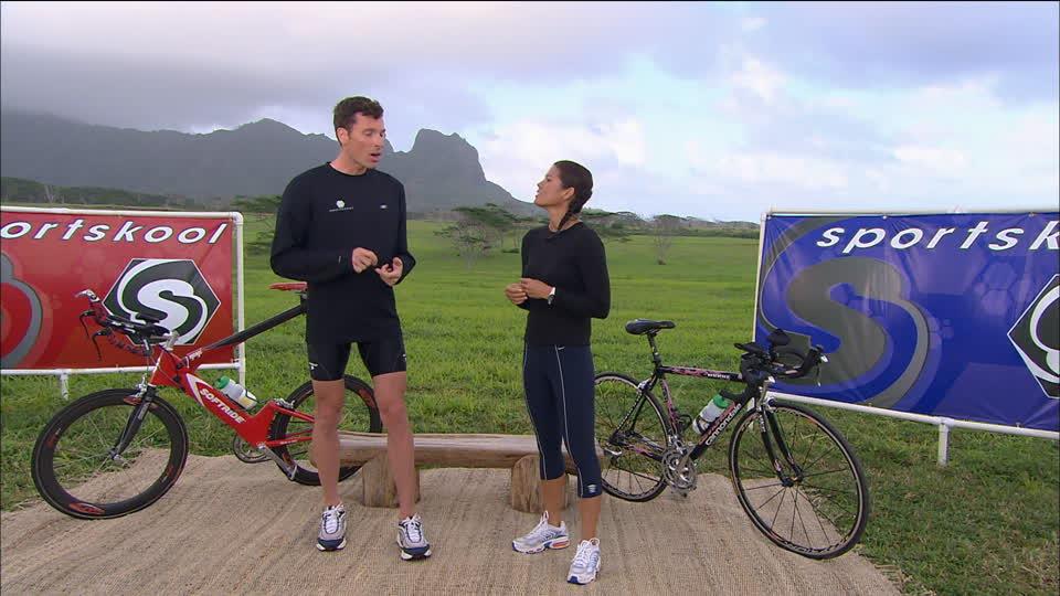 Triathlon Biking 1