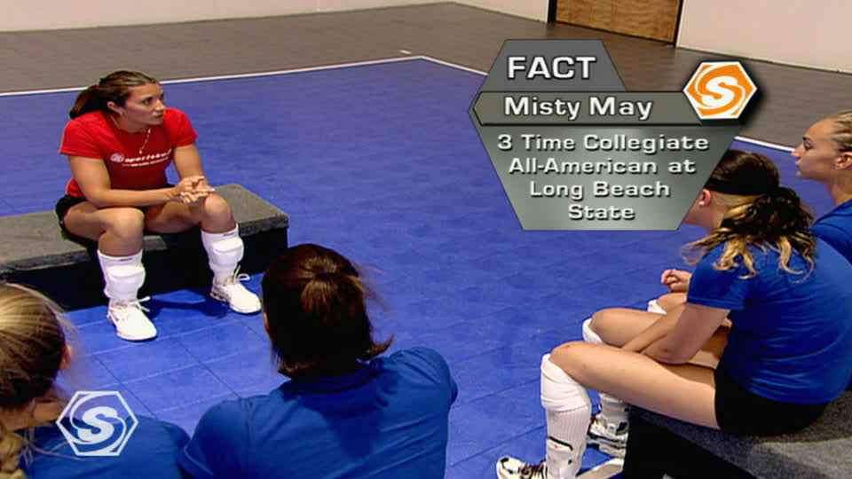 1 on 1 Misty May