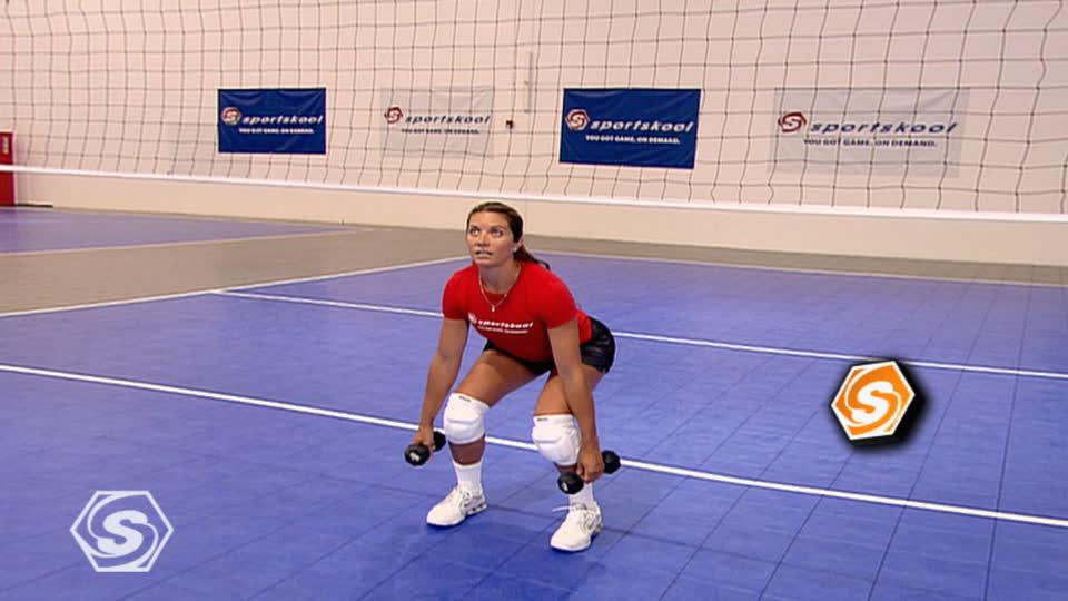 Volleyball Training