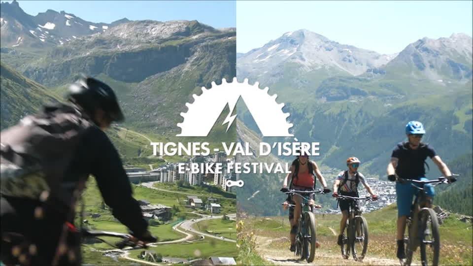 E-Bike Festival Tignes - Val D'isère 2021