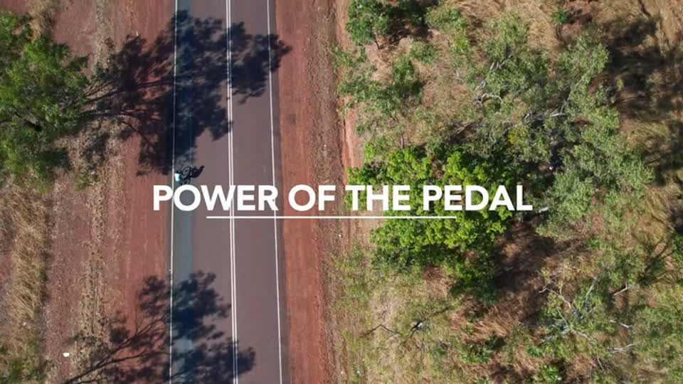 Power of the pedal