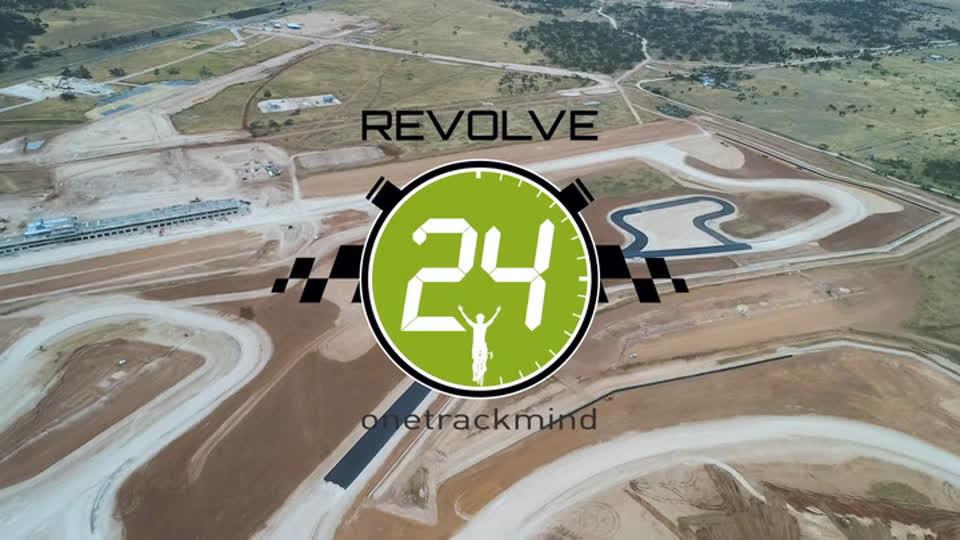 Revolve24 - The Beginnings