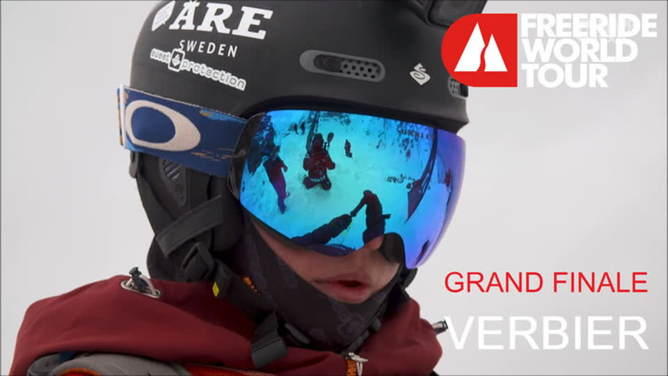 Freeride World Tour 2021 Verbier