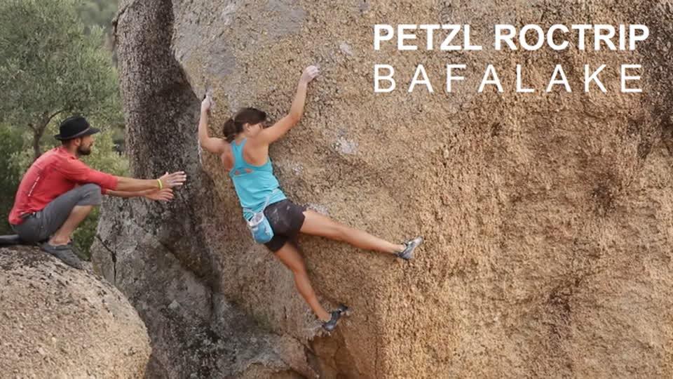 Petzl Roc Trip Bafalake
