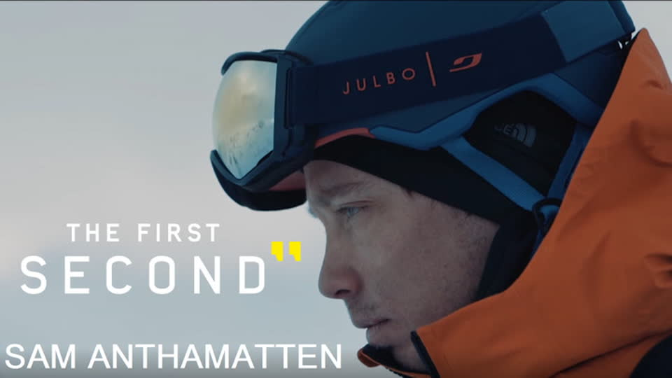 The First Second - Sam Anthamatten