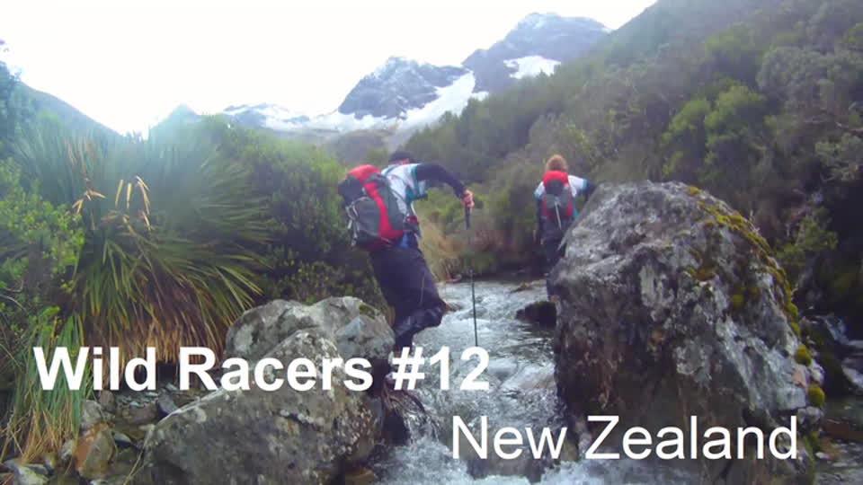 Wild Racers -  Episode 12 - New Zealand
