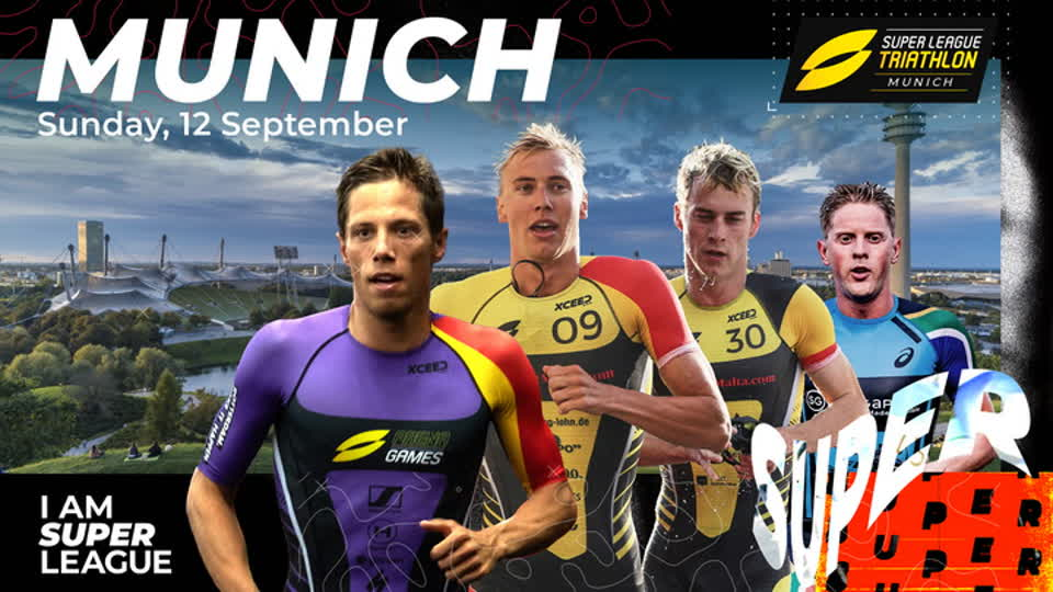 Super League Triathlon Championship Series - Race #2 Munich