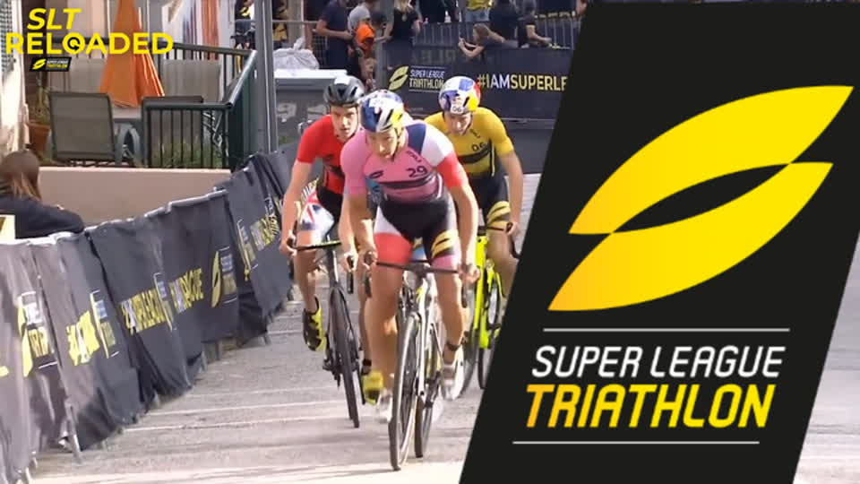 Super League Triathlon - Mallorca 2018 - Men Sprint Enduro