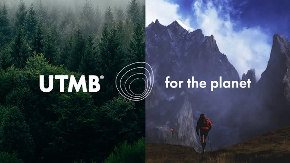 UTWT 2020 Episode 3 - UTMB For The Planet ( English Version)