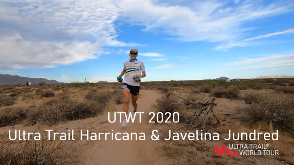 UTWT 2020  Episode 4 - Ultra Trail Harricana & Javelina Jundred (English Version)