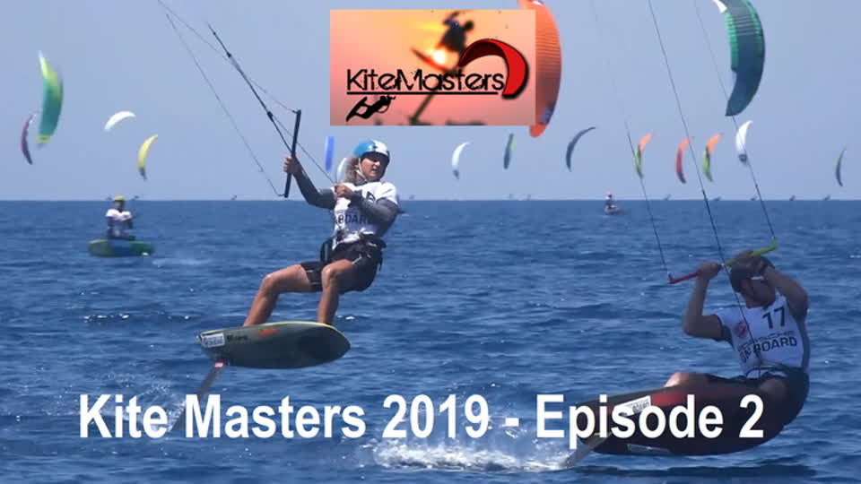 Kite Masters 2019 Episode 2