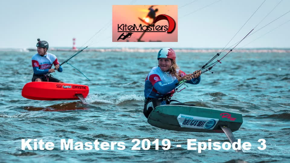 Kite Masters 2019 - Episode 3