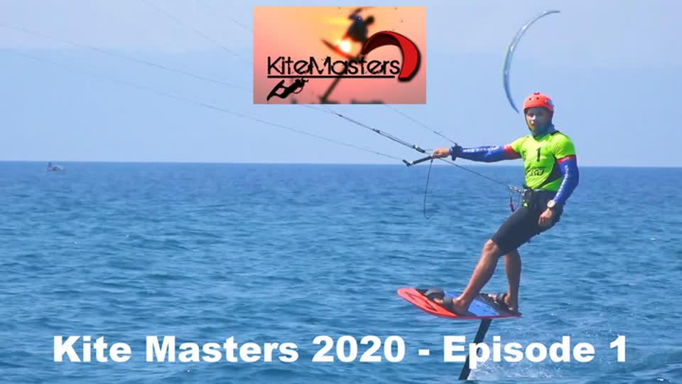 Kite Masters 2020 Episode 1