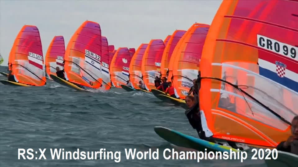 RS:X Windsurfing World Championship 2020