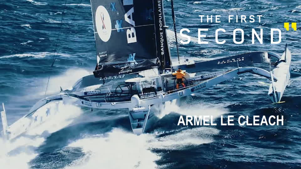 The First Second - Armel Le Cléac'h E