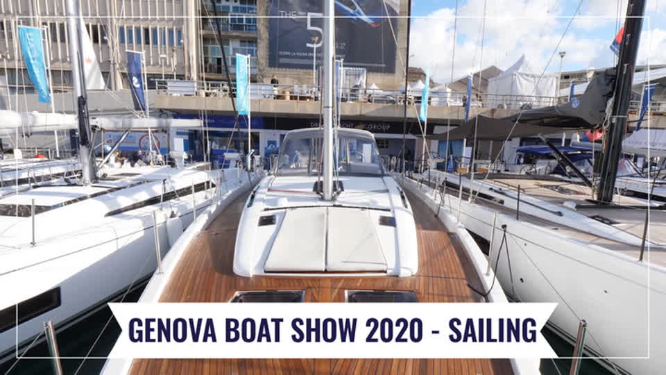 Genova Boat Show 2020 - Sailboats