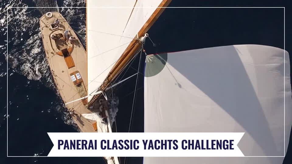 Panerai Classic Yachts Challenge - 2017