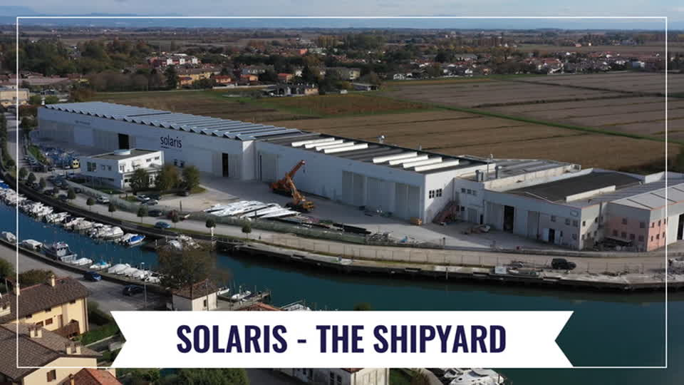 Solaris Yachts - The Shipyards