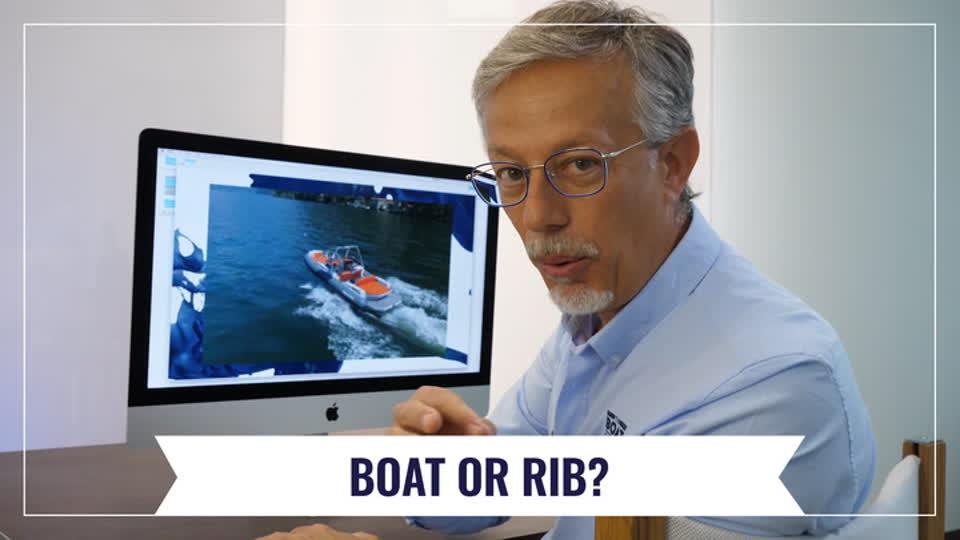 Academy - Boat or rib?