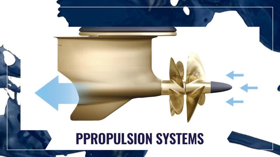 Academy - Propulsion systems' comparison