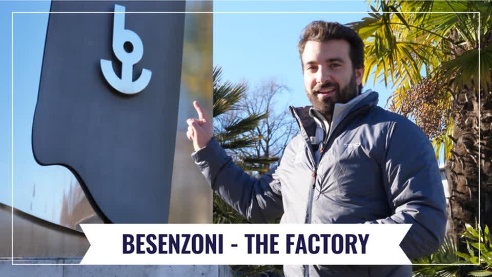 Besenzoni - The factory