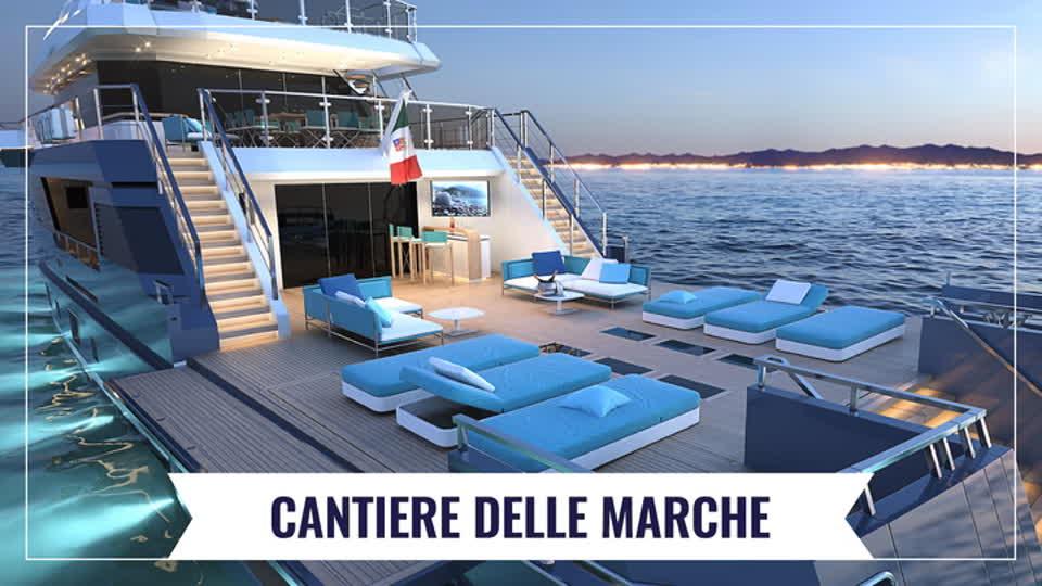 Cantiere delle Marche - The shipyards