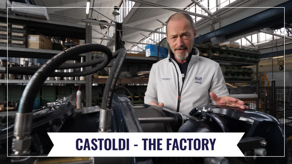 Castoldi - The factory