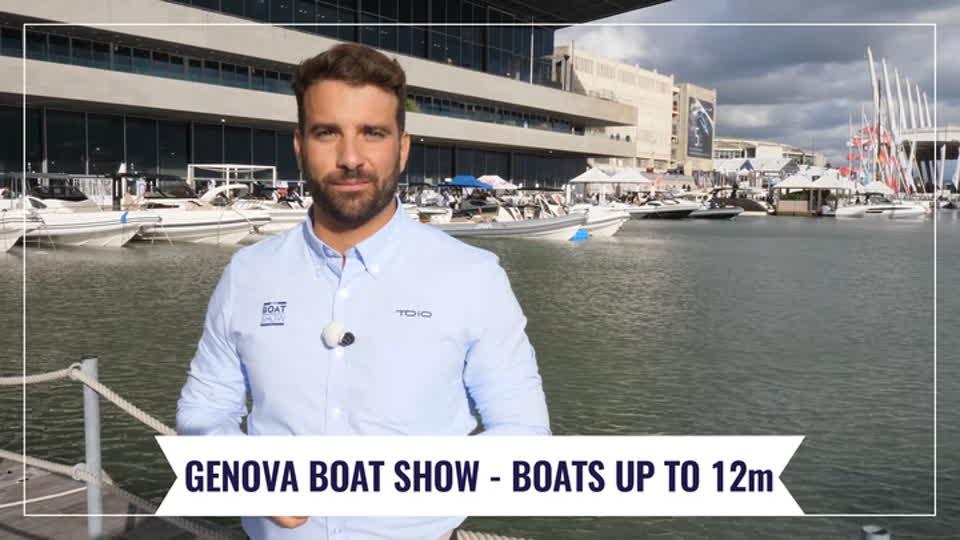 Genova Boat Show 2020 - Motor boats up to 12m