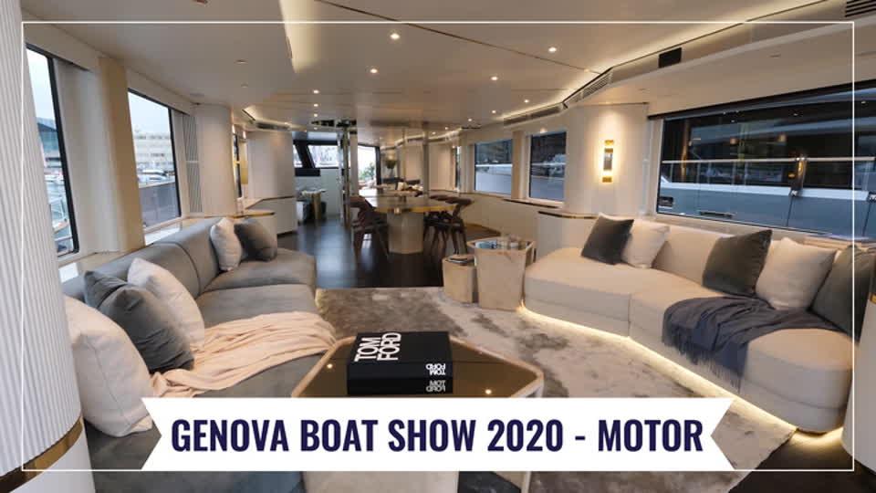 Genova Boat Show 2020 - Motor