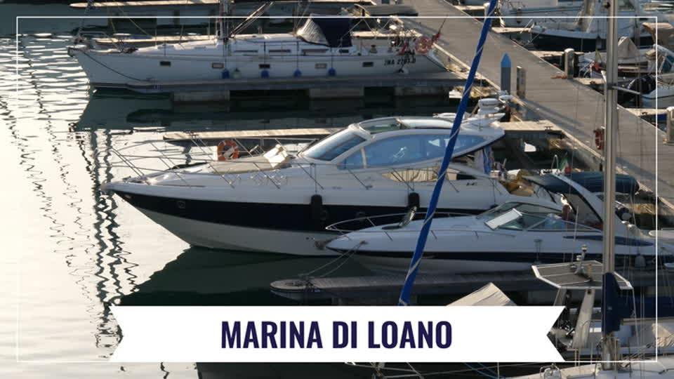 Marina di Loano - overview