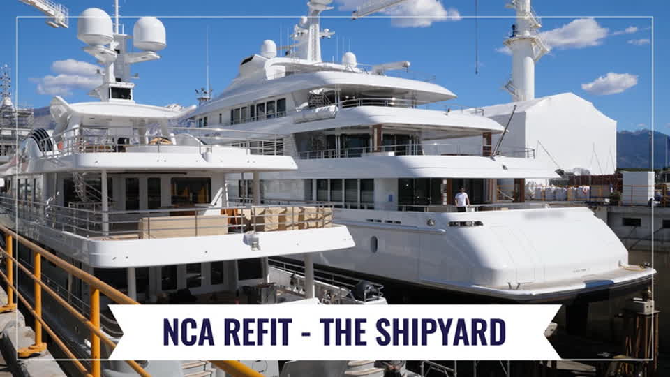 NCA Refit - The Shipyard