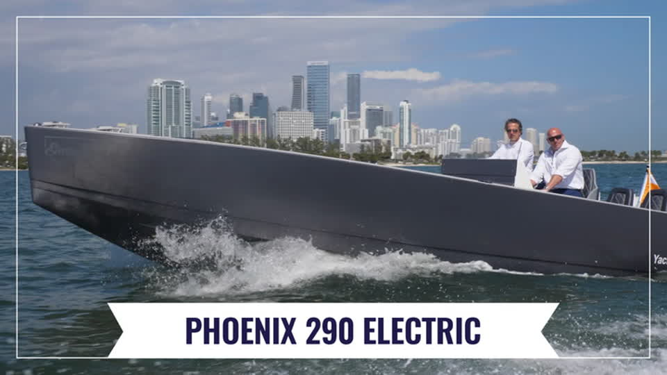 Phoenix powered by Torqeedo