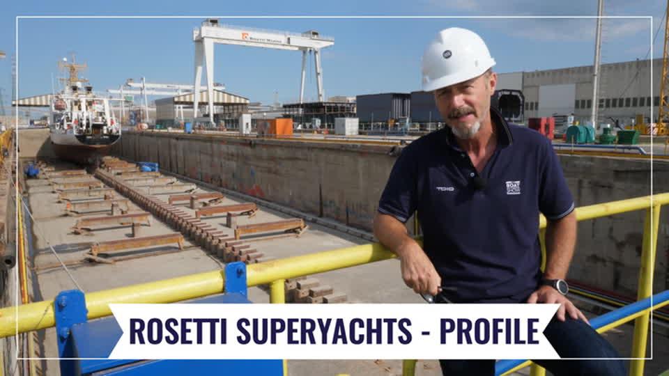Rosetti Superyachts - Company Profile
